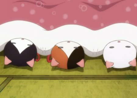 3-gatsu no Lion Episode 11 Screenshot | Cats