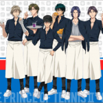 Prince of Tennis | Themed Cafe Visual