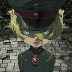 Youjo Senki (Saga of Tanya the Evil) TV Anime | Winter 2017 | Key Visual