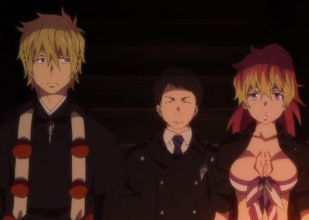 Blue Exorcist -Kyoto Impure King Arc-Episode 2 | Screenshot 1