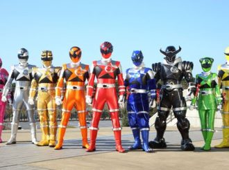 First Teaser Trailer for Uchuu Sentai Kyuuranger