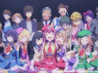 Girlish Number Episode 12 (Final) Review: Karasuma Chitose And…