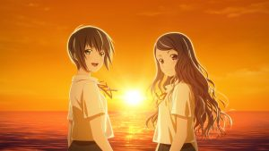TV Anime Sagrada Reset Key Visual