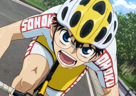 Episode 4 Screenshot of TV anime Yowamushi Pedal NEW GENERATION