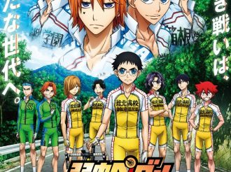 Yowamushi Pedal NEW GENERATION: CD Jackets for OP & ED Themes