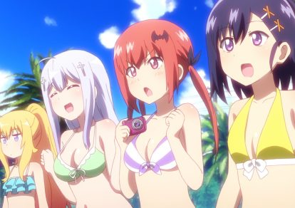 Anime 'Gabriel Dropout': Advanced Screenshots from Episode 4