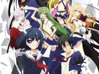 Armed Girl's Machiavellism: Key Visual & Additional Voice Cast Revealed