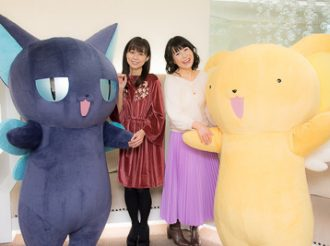 Cardcaptor Sakura The Movie: Junko Iwao and Sakura Tange Appear at Revival Screening
