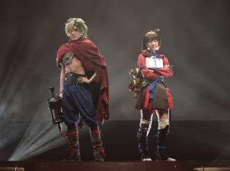 'Kabaneri of the Iron Fortress' Stage and Room Escape Game: Be Part of the Story.