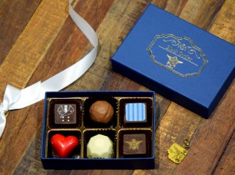 Black Butler Chocolates Inspired by Sebastian and Ciel's Costumes