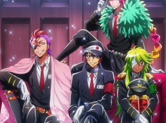 Kimeru will Join the Nanbaka Special Event