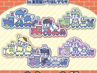 Osomatsu-san and Sanrio Pop-up Store with Over 200 Limited-Edition Items