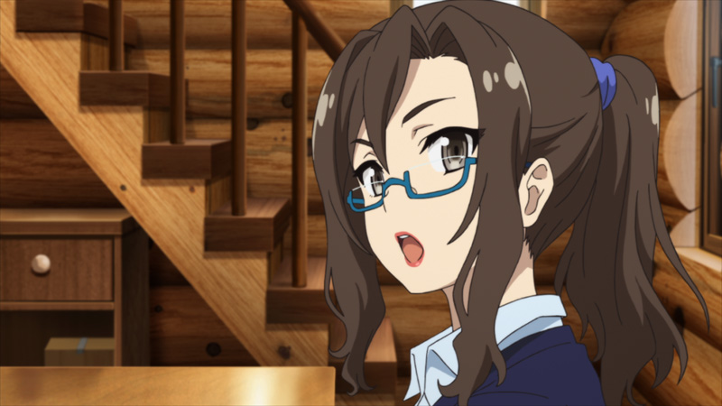 Original Anime Sakura Quest