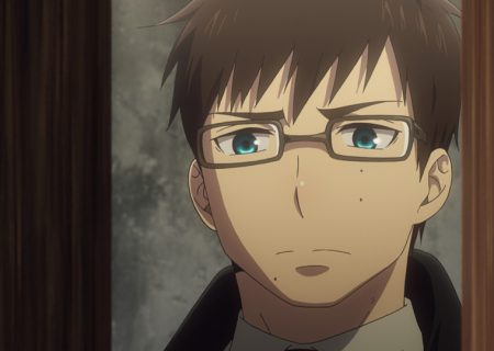 'Blue Exorcist' Episode 5 Screenshot