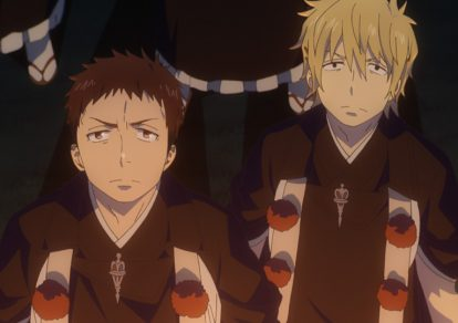Anime 'Blue Exorcist Kyoto Impure King Arc' Episode 6 Official Screenshot
