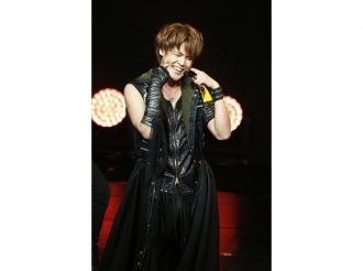Photo Report: Mamoru Miyano's First Solo Performance in Taiwan