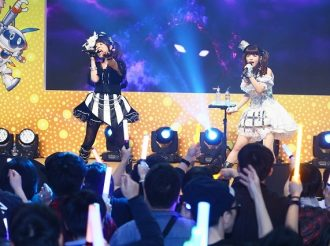 Luna Haruna & Kotoko Appear Before 3000 Fans at Hong Kong Anime Convention