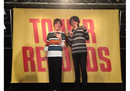 Kishow (Kisho Taniyama) and e-ZUKA (Masaaki Iizuka) from Japanese rock band Granrodeo
