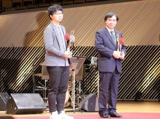 71st Mainichi Film Awards: Makoto Shinkai and Sunao Katabuchi Stand Side-By-Side