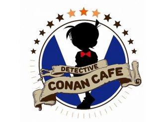 The Biggest 'Detective Conan' Cafe Ever to Open in Harajuku