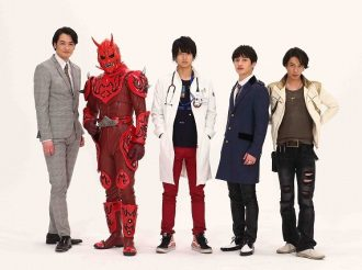 'Chou Super Hero Taisen': More Riders and Rangers Appear