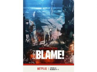 Netflix Original 'Blame!': Cast, Staff, and Visuals Revealed