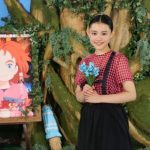 Hana Sugisaki as Mary at 'Mary and the Witch's Flower'