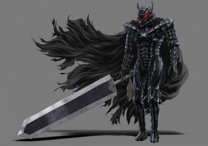 Berserk Anime Visual
