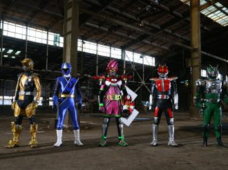 'Kamen Rider Den-O! Chou Super Hero Taisen' Special Trailer Revealed