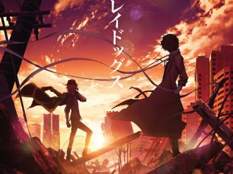 Anime 'Bungo Stray Dogs' Announces Movie and Stage Project