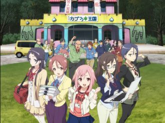Original Anime 'Sakura Quest': New Characters and Key Visual Revealed