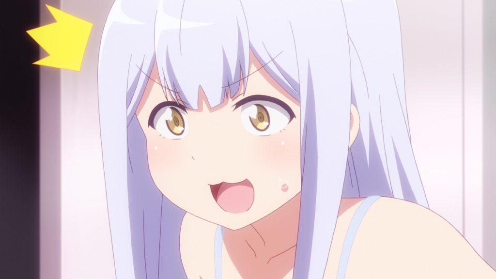 'Gabriel Dropout': Episode 8 Official Screenshot