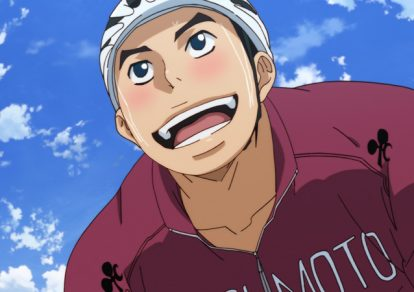 'Yowamushi Pedal NEW GENERATION': Screenshots from Episode 5