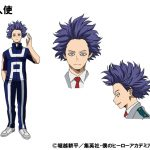 'My Hero Academia': Design of New Character Hitoshi Shinso