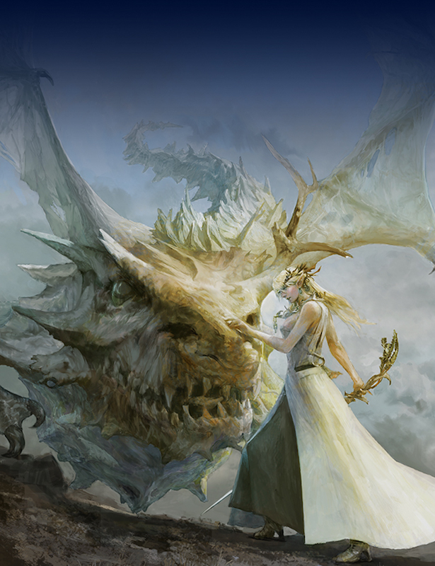 Square Enix Group announced the start of a new RPG Project Prelude Rune