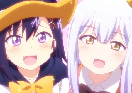 Anime 'Gabriel Dropout': Screenshots from Episode 6