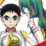 Sakamichi Onoda and Yuusuke Makishima | Yowamushi Pedal NEW GENERATIONS | Anime Visual