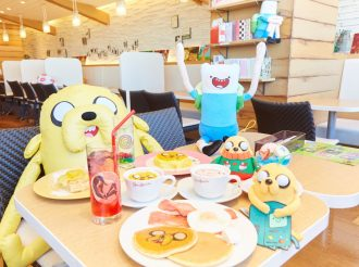 Photo Report: 'Adventure Time' Themed Cafe @ Sweets Paradise