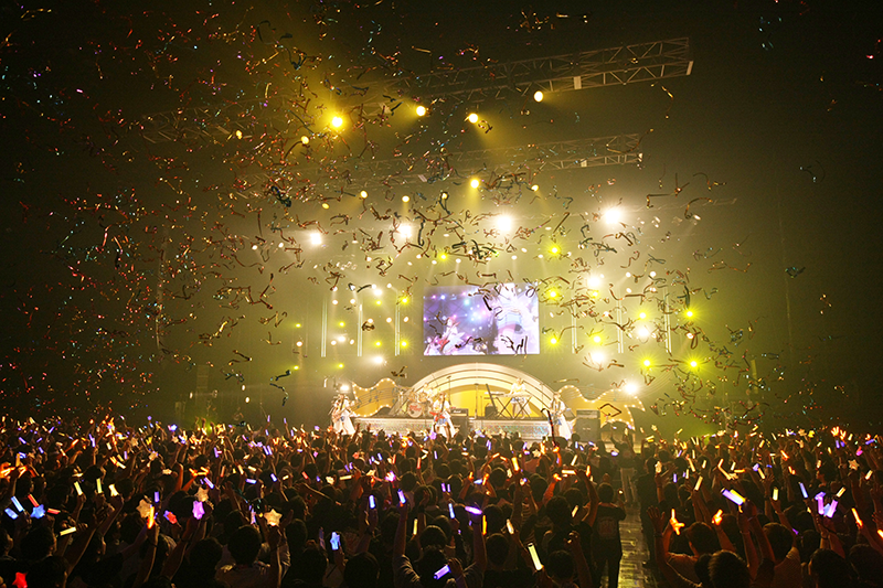Photo taken at BanG Dream! 3rd LIVE Sparklin' PARTY 2017