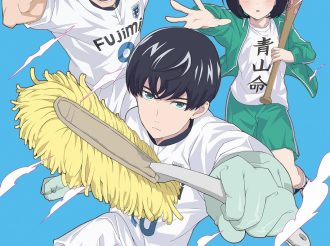 Anime 'Keppeki Danshi! Aoyama-kun': Production Staff Revealed