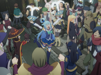 KonoSuba: God's Blessing on this Wonderful World! 2 Episode 5 Review: Servitude for This Masked Knight!