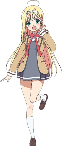 Liones Yelistratova Character Illustration | TV Anime Hina Logi ~from Luck & Logic~