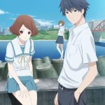 Official Sagrada Reset Anime Key Visual