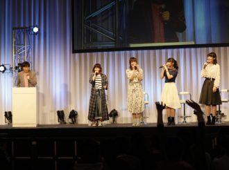 Main Cast of 'Clockwork Planet' At Talk Show Event / AnimeJapan 2017