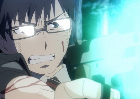 'Blue Exorcist Kyoto Impure King Arc' Episode 9 Official Anime Screenshot