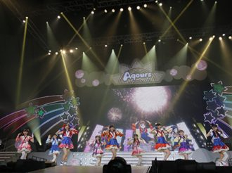 'Love Live! Sunshine!!' First Live Show Report