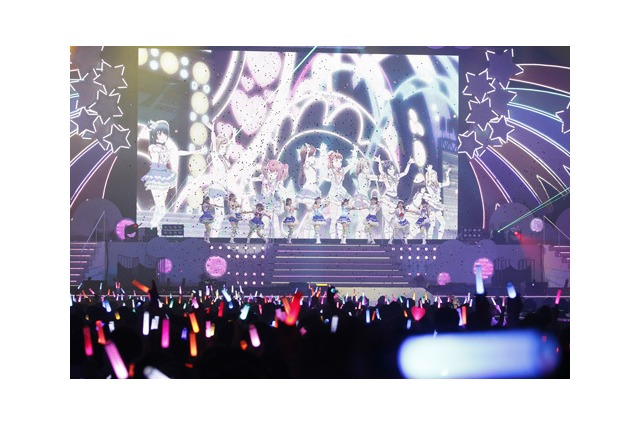 Anime Concert 'Love Live! Sunshine!! Aqours First LoveLive! Step! ZERO to ONE' at Yokohama Arena