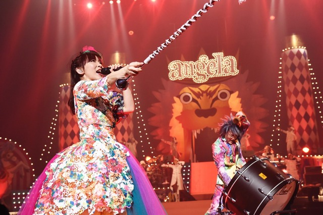 Anison: Japanese Group angela | Budokan Concert 2017