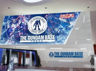 Gunpla Center to Open in Odaiba With 2,000 Items On Sale