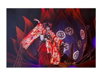 Nana Mizuki Wraps Up Tour With a Hint of Traditional Music